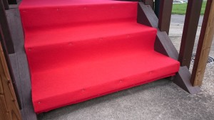 御宿町御宿台F様新しい階段