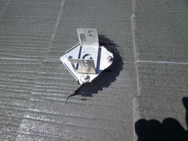 いすみ市太陽光発電施工様子03