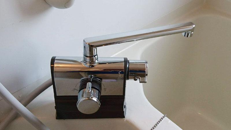 交換 浴室 蛇口